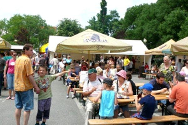 Nové podujatie Gastrofest v sebe združuje všetky pezinské súťaže vo varení.