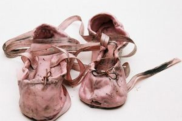 """Obete holokaustu pripomínajú aj """"ich"""" topánky."""