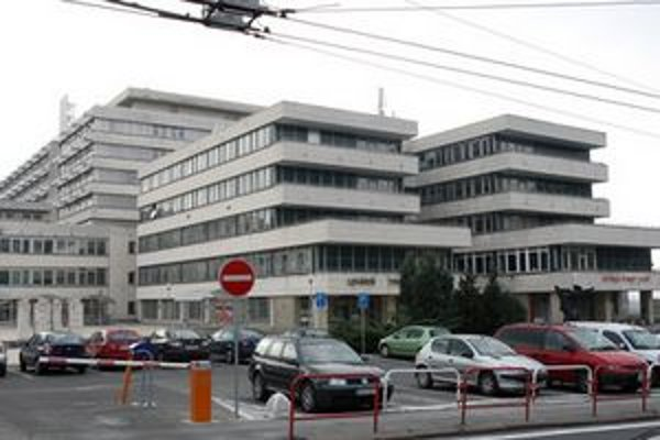 Detská fakultná nemocnica v týchto dňoch sťahuje svoje riaditeľstvo.