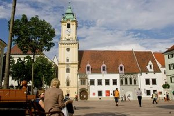 Múzeum sídli v Starej radnici.