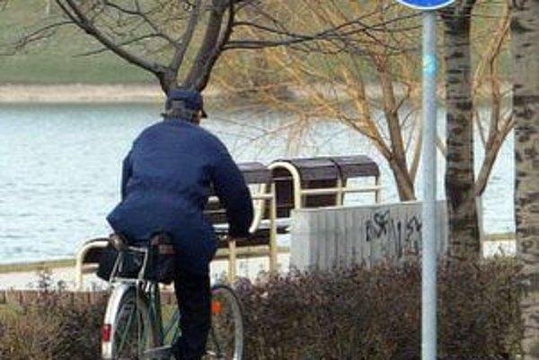 Zákaz vjazdu už pre cyklistov neplatí.