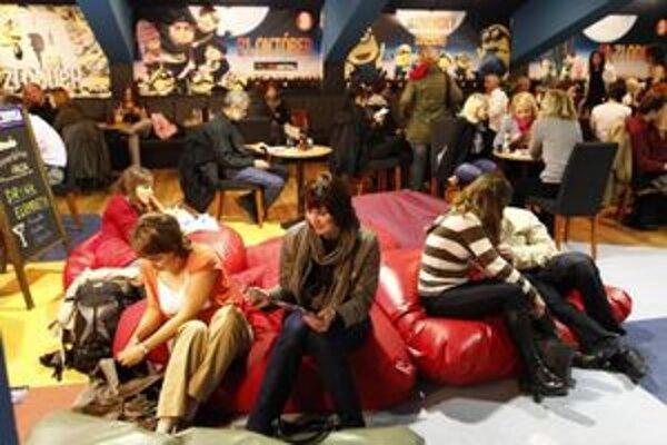 Festival už nebude v Auparku, ale v Eurovey a v kinách v centre mesta.