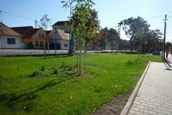 Centrum Rusoviec zrenovovali za 986-tisíc eur hlavne z európskych peňazí.