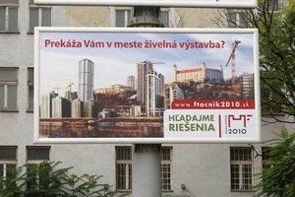 Ftáčnik sľuboval stop živelnej výstavbe, ako príklad si vybral Vydricu.