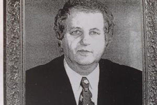 Richard Frimmel - starosta Nové Mesto