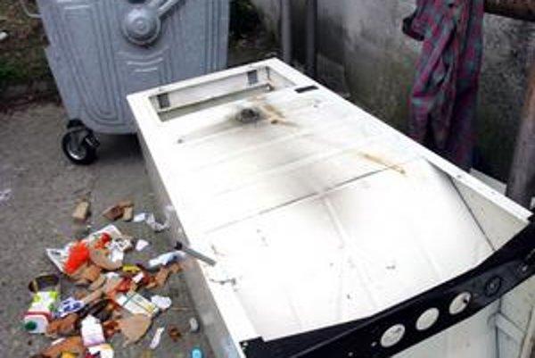 V meste prebehne zber nebezpečného odpadu. Ide o taký odpad, ktorý nemôžu ľudia legálne vyhodiť do kontajnera.