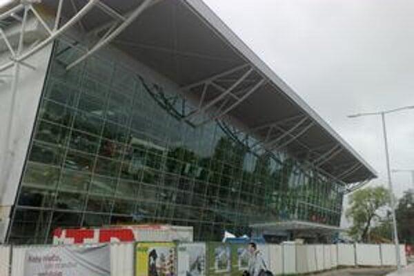 Nový terminál majú odovzdať do prevádzky 7. júna.
