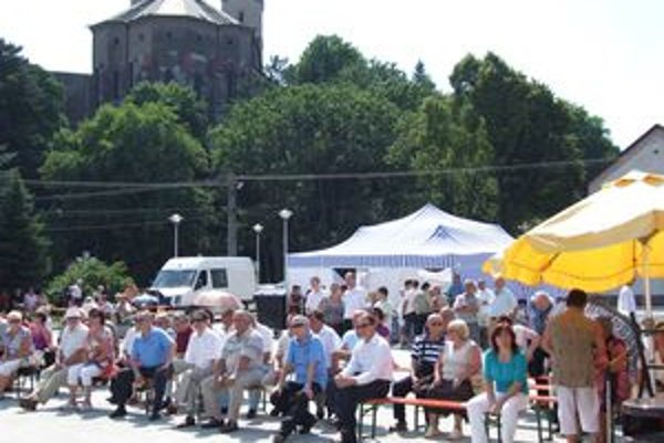 Rastislavove slávnosti v Hronskom Beňadiku organizujú už deväť rokov.