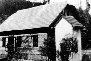 Krčma v Rovnom na začiatku 20. storočia