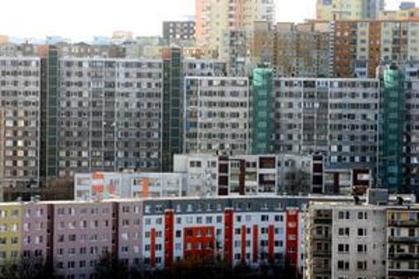 Sporný byt Kramolišovej je na Dlhých dieloch.