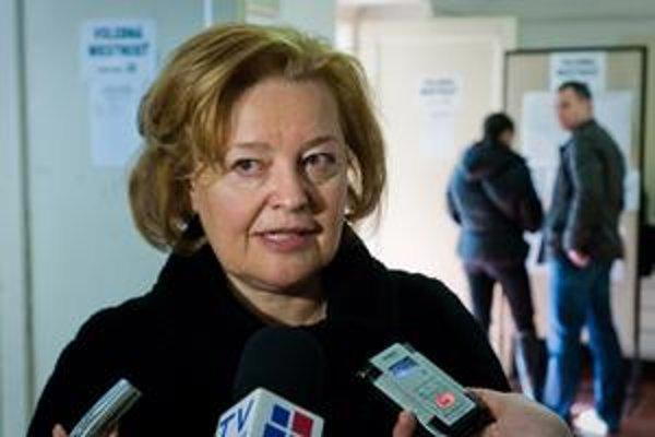 Magda Vášáryová od nedele médiám neposkytuje rozhovory.