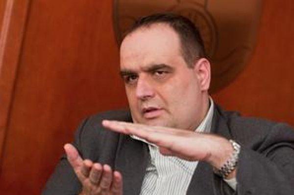 Župan Pavol Frešo.