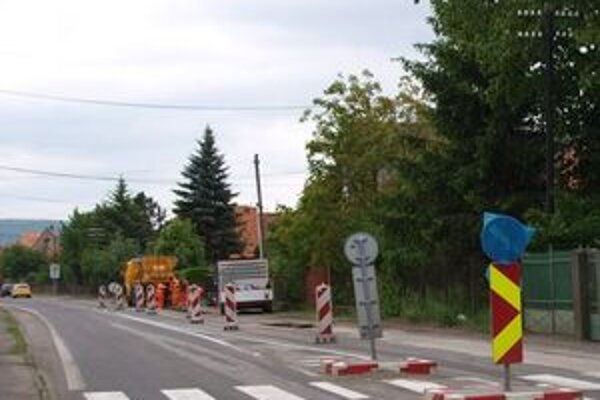 Obchádzka celé mesiace viedla aj cez Tekovské Nemce.