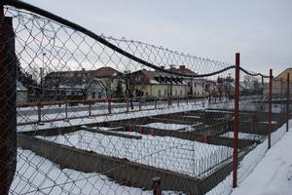 Stavba na Istrijskej ulici sa začala. Stavebné povolenie je už právoplatné.