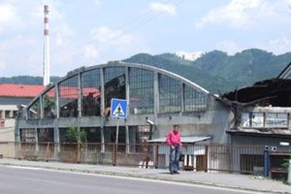 Žarnovickú Preglejku by mesto chcelo zrevitalizovať.