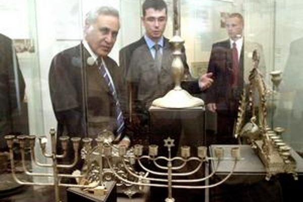 Židovské múzeum, ktoré na akcii vždy bývalo populárne, tento rok Noc múzeí nestihne, ešte sa opravuje.