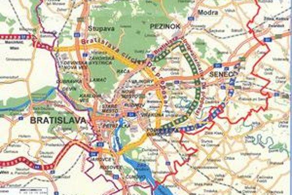 Bratislavský samosprávny kraj (BSK)