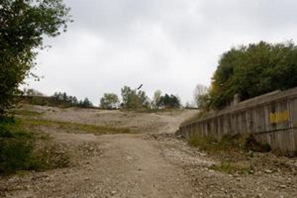 Amfiteáter na Búdkovej je minulosťou, budúcnosťou zrejme budú obytné domy.