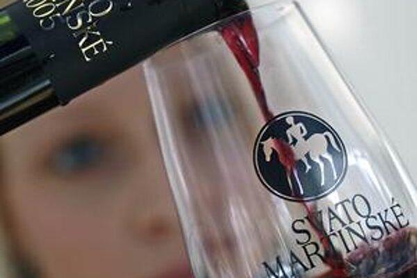 Svätomartinské vína z Čiech prídu do Bratislavy. Degustovať sa bude 50 vín.