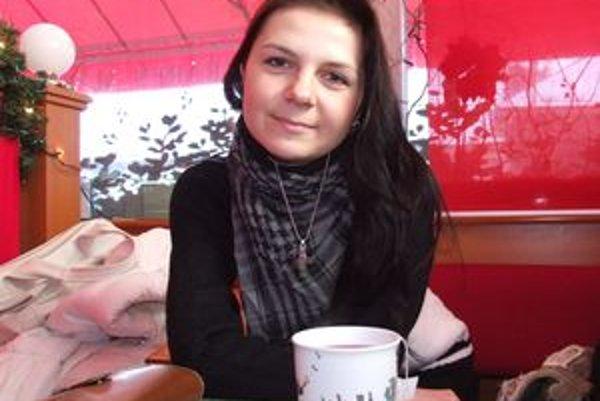 Mária Janíčková je trojnásobnou juniorskou svetovou šampiónkou v karate.