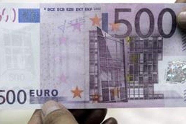 Fialová bankovka je raritou, bežne ju v obchodoch nezoberú.