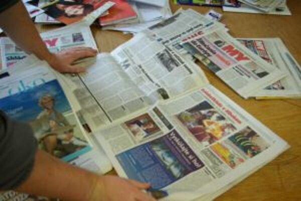 Noviny sa spájajú s webom. Buďte pri tom.