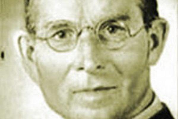 Biskup Ján Vojtaššák (1887 – 1965).