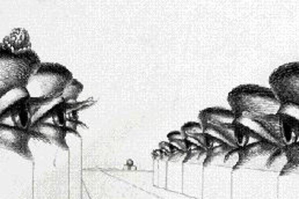 Zo surrealistického románu Maxa Ernsta Une semaine de bonté.