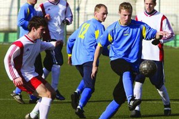 V piatom kole Zimného turnaja BFZ remizovalo Čunovo s Vrakuňou 0:0.