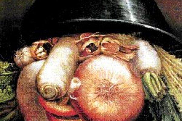 Arcimboldo: Zelenina.