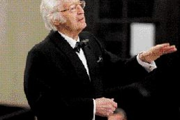 Skladateľ a dirigent Ján Valach.