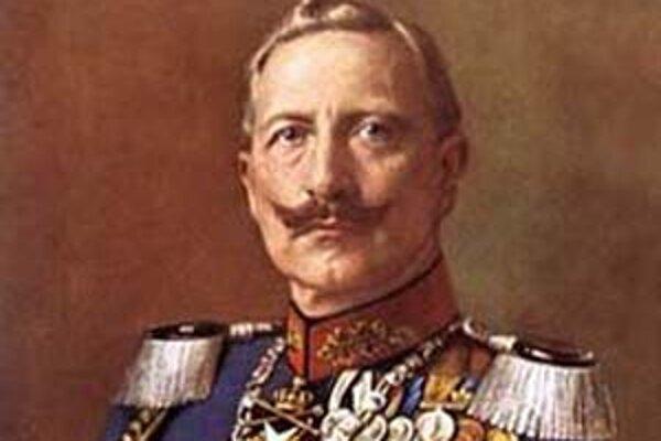 Wilhelm II. – posledný nemecký cisár a kráľ Pruska (1859 – 1941).