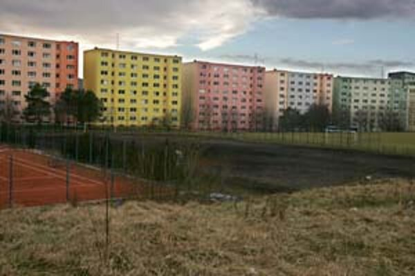 Nová cyklistická hala má stáť v lokalite Na barine, obyvatelia spísali petíciu proti výstavbe.
