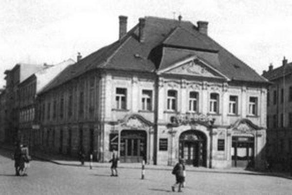 V Schöne Lotie – v Alžbetke vyhrávali cigánski primáši.