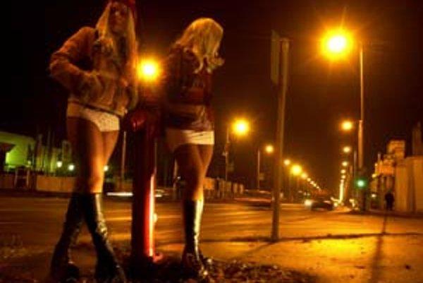Mnohé prostitútky z Bratislavy sa počas majstrovstiev Viedni vyhli, báli sa.