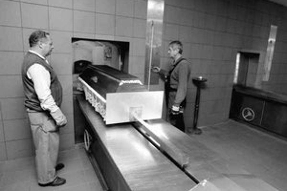 cea0b1da8 Práca ako každá iná, tvrdí palič v krematóriu - Bratislava SME