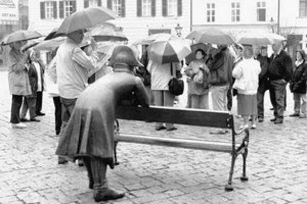 V tomto roku zatiaľ do Bratislavy prišlo viac ako pol milióna turistov, z toho zahraničných bolo vyše 67 percent.