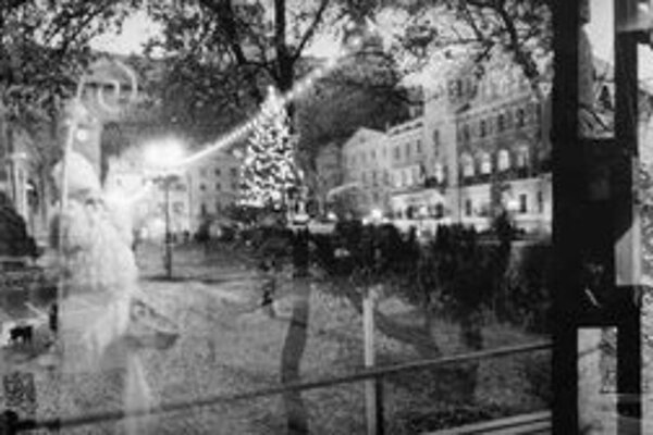 Josef Moucha: New York, 15. 10. 2003 – Bratislava, 8. 11. 2003.