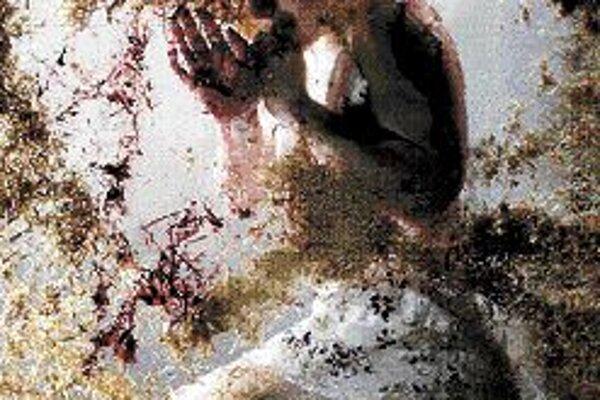 Výstava Prvý polčas predstavuje výber najlepších prác prvých piatich semestrov nového Ateliéru fotografie na Vysokej škole výtvarných umení. Fotografie J. Anuševa, B. Haviarovej, J. Fifika, D. Krupku, J. Kljajic, M. Kováčovej, I. Sýkorovej, B. Štecherove