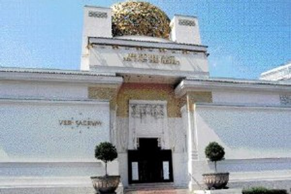 Olbrichova Secesia sa stala hlavnou stavbou európskeho jugendstilu.