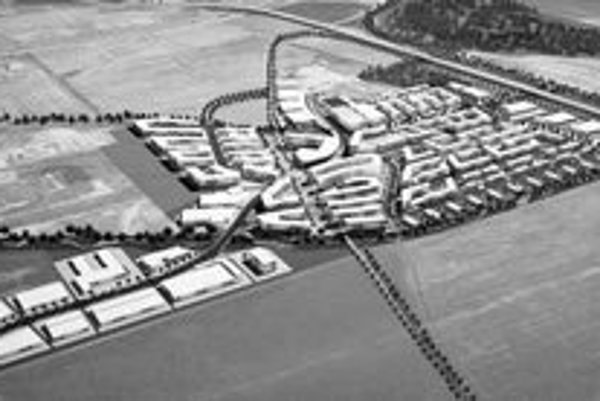 Technologický park Cepit, ktorý na územie mestskej časti privedie tisícky ľudí, by mali začať stavať ešte v tomto roku.
