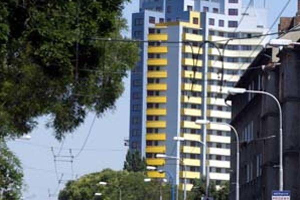Kvalita architektúry sa v meste často podriaďuje funkcii.