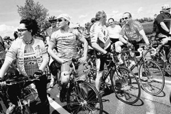 Organizátori cyklotúry do Maďarska a Rakúska očakávajú aj tento rok účasť okolo 800 cyklistov.