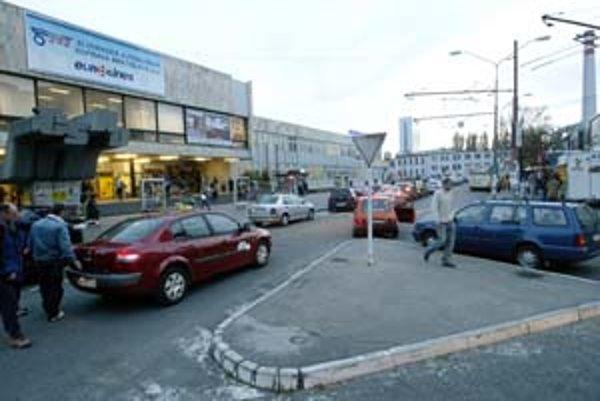 Nová autobusová stanica by mala byť hotová o dva až tri roky