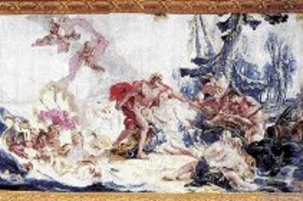 Slovensko-francúzska výstava Umenie tapisérie - zo zbierok múzea Le Petit Palais v Paríži prezentuje vzácne tapisérie zo 17. a 18. storočia. Pochádzajú z francúzskych a belgických tkáčskych dielní a málokedy opúšťajú svoje stále špeciálne klimatizované p