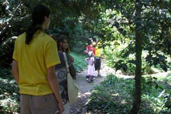 V rámci Víkendu v historických záhradách boli návštevníci najviac zvedaví na Kochovu záhradu.