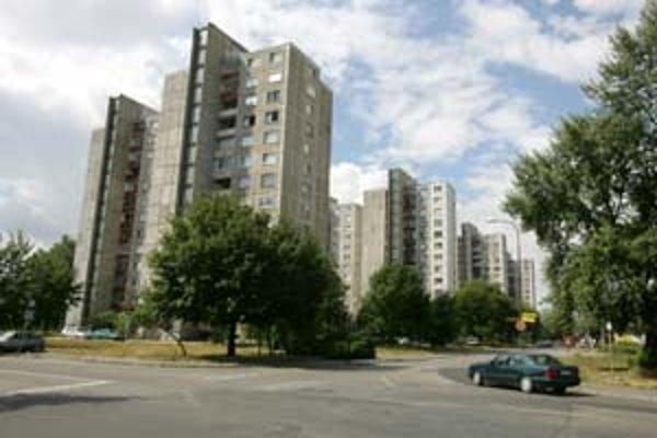Výstavba sídlisk v Biskupiciach výrazne zvýšila počet obyvateľov.