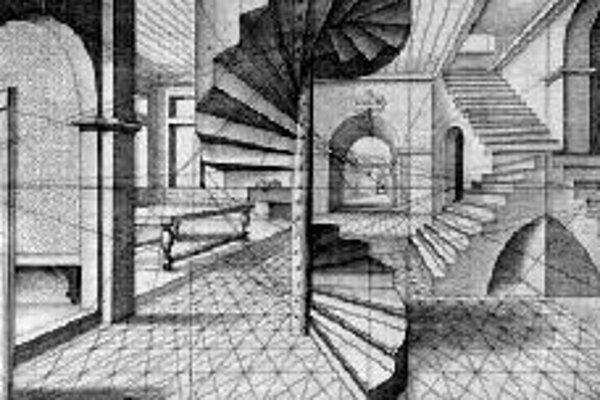 Umenie perspektívyPerspectiva artificialis - architektonická a maliarska perspektíva a geometria ako výraz špecifickej senzibility. Výstava sa zameriava na ukážky barokových perspektívnych, architektonických a geometrických traktátov a grafických listov