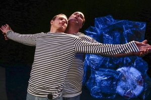 Michal Kubovčík a Svätopluk Malachovský sa stretli ako komická dvojica v Štúdiu L+S.