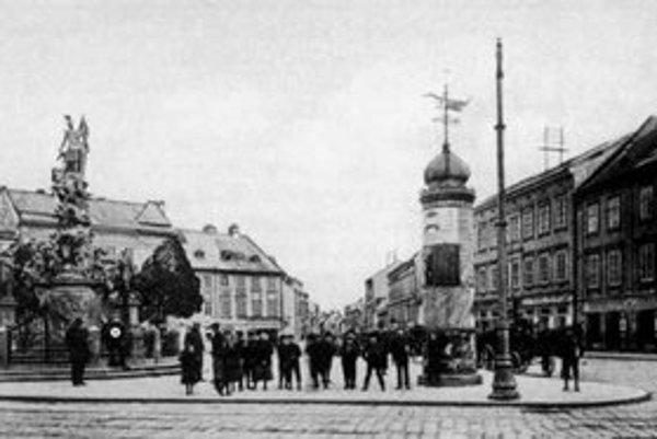 Špitalská ulica